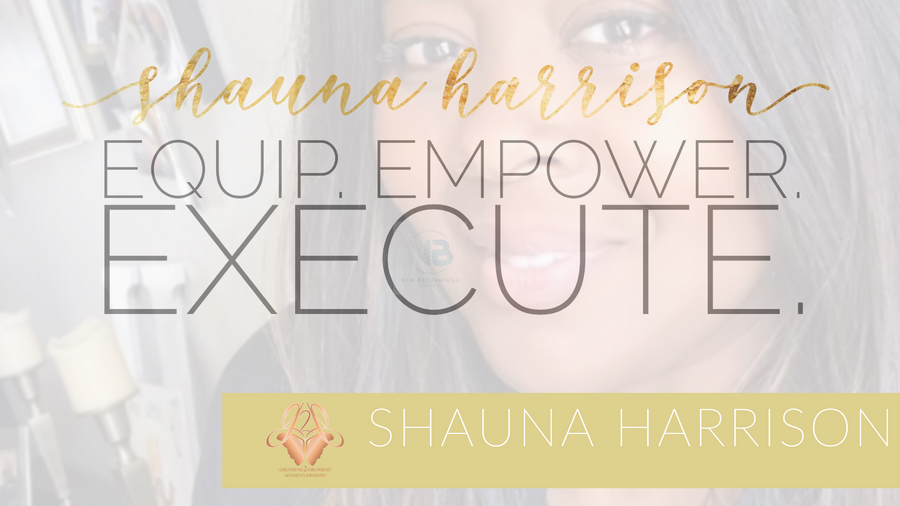 Pastor Shauna Harrison