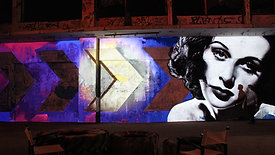 STYLUS Episode #3 | Projection Mural @ Burn Yard