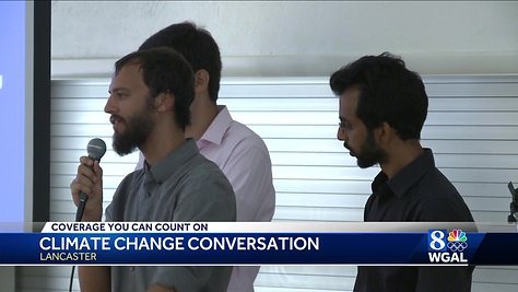 Climate Up Close on NBC Local News