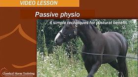 Passive physio