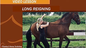 Developing Two Rein Long Reigning