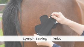 lymph leg tape