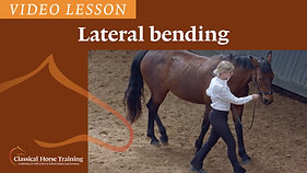 Lateral bending