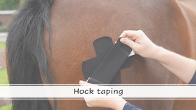 Hock tapes