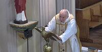12:00pm Holy Mass, Celebrant: Fr. George M. Roth