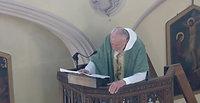 5:00pm Holy Mass, Celebrant: Fr. George M. Roth