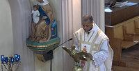 12:00pm Holy Mass, Celebrant: Fr. Rosario M. Ebanks