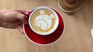 Latte Art Teddy