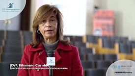 Professora Filomenda Carnide - Faculdade de Motricidade Humana