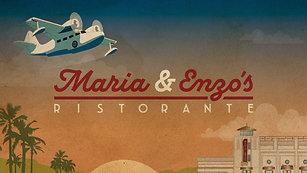 Maria & Enzos Flight of Fancy