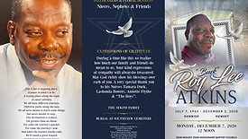 Tribute to the Late Roy Lee Atkins