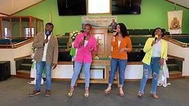 The Dream Team's Praise & Worship Session