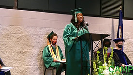 Camp Community College's Virtual Commencement