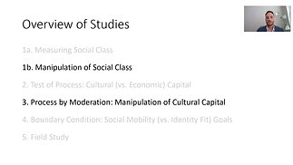Social Class and Consumer Choice: The Role of Cultural Capital