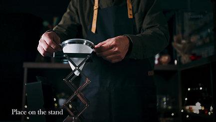 Raccea 3 in 1 Coffee Brewing Set 三合一手沖組