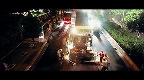 一亨營造 - 新北大道道路施工 - 無字幕版本