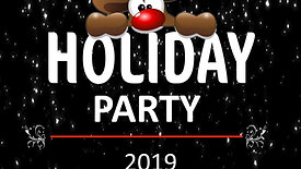 Pure Storage Holiday Party Custom Start Screen