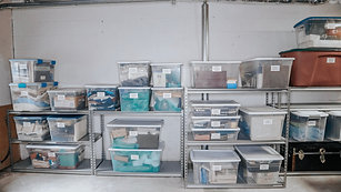Storage Room Transformation