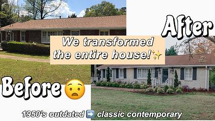 1950's Home Renovation
