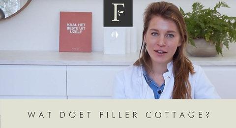 Introductie - Filler Cottage