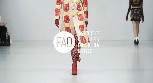 London Fashion Week FADTalents Show