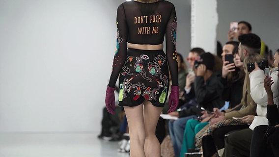 London Fashion Week FADTalents Show