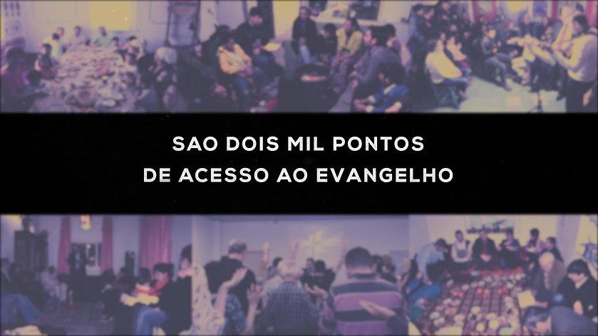 VLOG 005 Portuguese - Thank you (2000 Churches)