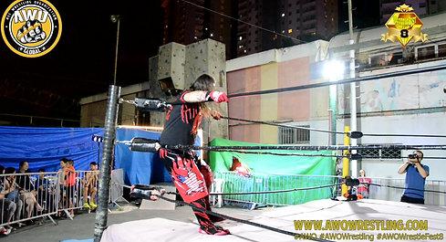 AWO WrestleFest 8 Highlights Benny Rigerowitz vs. The BlonDevil