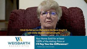 Doron Weisbarth Testimonial - Betty McConnell