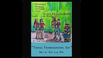 Things Trinbagonians Say