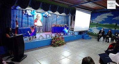 Graduación 2 Ciclo 2020 Juan Pablo School