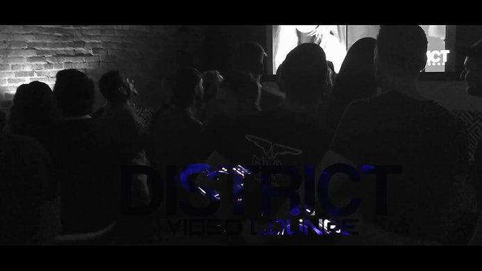 District video Lounge en folie!