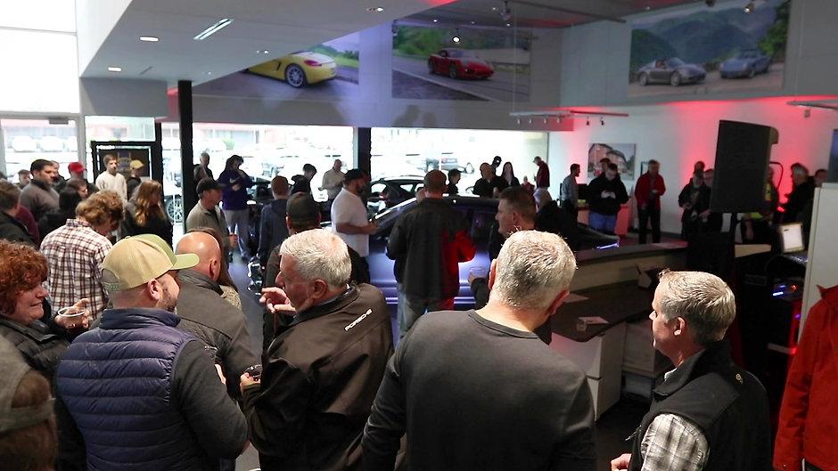 Porsche Taycan Launch | Harper Porsche