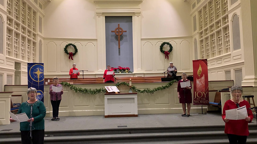 Christmas Rejoicing, by Jan Reese