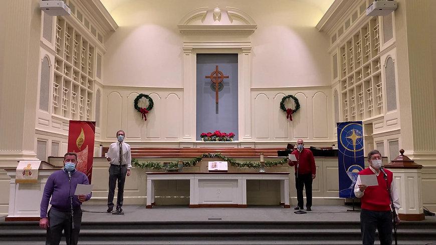 Christmas Is Coming - by Joel Raney