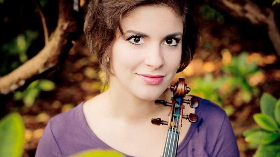 Ioana Cristina Goicea: Concert in Nature