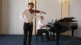 Eduard Kollert violin & piano works part II