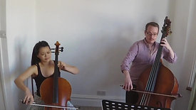 Davina Shum & Mark Lipski, Cello & Double Bass | Orpheus Sinfonia: Adjourned but Still in Session