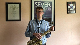 Alastair Penman, Saxophone | Orpheus Sinfonia: Adjourned but Still in Session