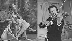 Maurizio Sciarretta & Jitka Hosprová: Violin & Viola