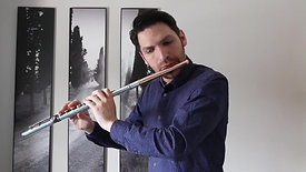 Pasha Mansurov, Flute | Orpheus Sinfonia: Adjourned but Still in Session