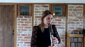 Rosemary Taylor, Clarinet | Orpheus Sinfonia: Adjourned but Still in Session