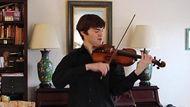 Nathan Meltzer, Violin | Orpheus Sinfonia: Adjourned but Still in Session