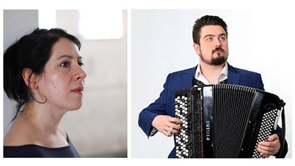 Loré Lixenberg & Bartosz Glowacki: 'Der Wanderer und der Flüchtling' Songs by Franz Schubert and Hanns Eisler