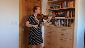 Anna Roder, Violin | Orpheus Sinfonia: Adjourned but Still in Session