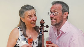 Tim Gill & Joely Koos: Cellos at home, featuring an exciting new piece by Roderick Williams