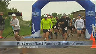 First ever 'Last Runner Standing' event held at Spirit Mount
