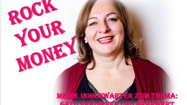 Kapitel 18: Meike Hohenwarter zum Thema: Mit Online Kursen Geld verdienen und Mehrwert stiften