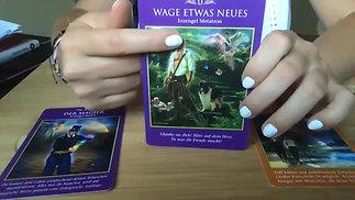 3-Kartenlegung Zeitachse