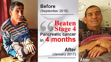 Mnr DJ Els   Beat stage 4 Pancreatic cancer   Intervene Herbal